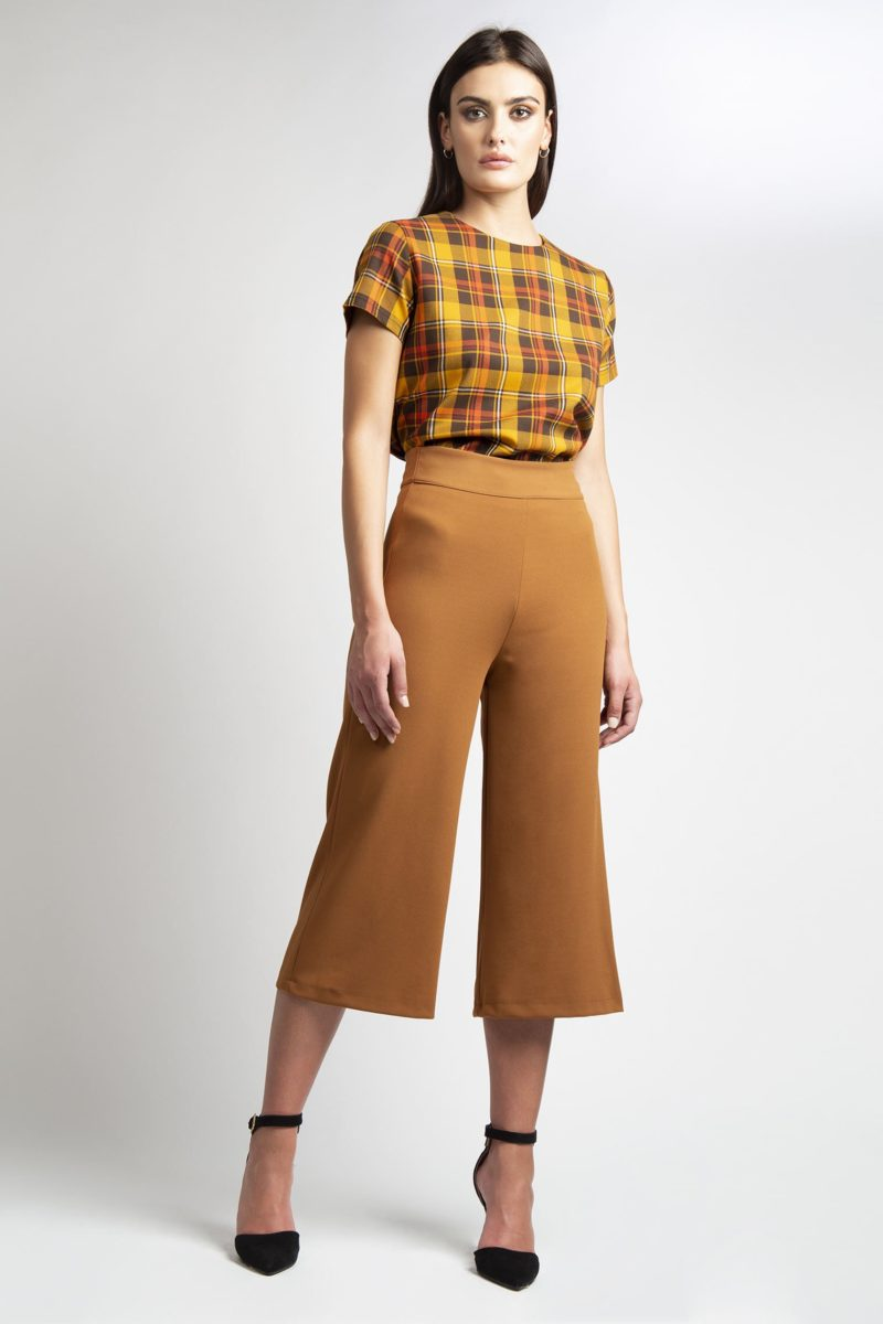 Pantalone ampio vita alta IMG_8321