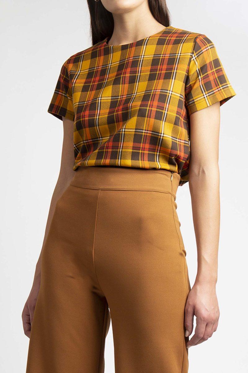 Pantalone ampio vita alta IMG_8323