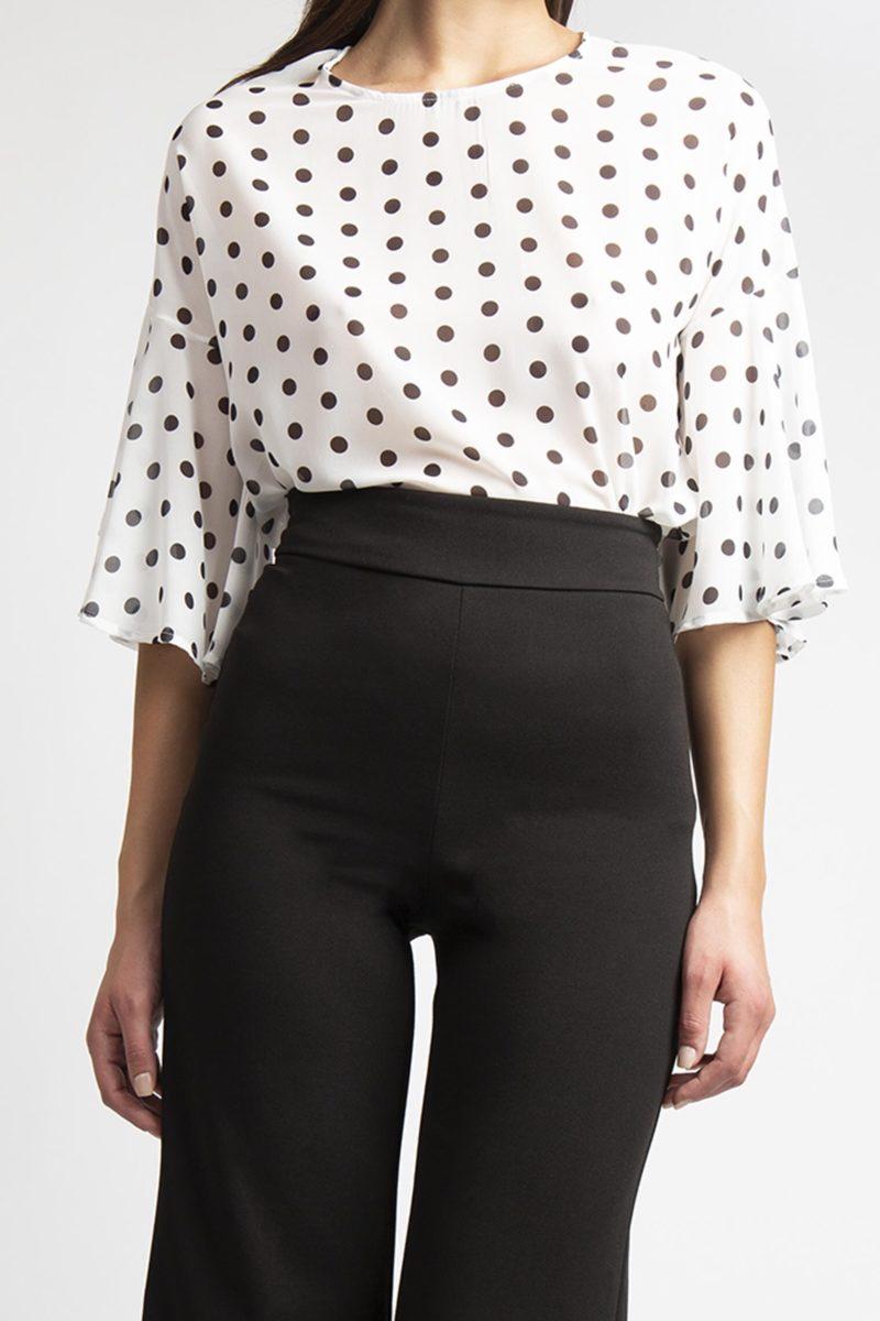 Pantalone ampio vita alta IMG_8347