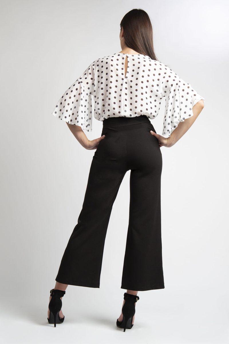 Pantalone ampio vita alta IMG_8352