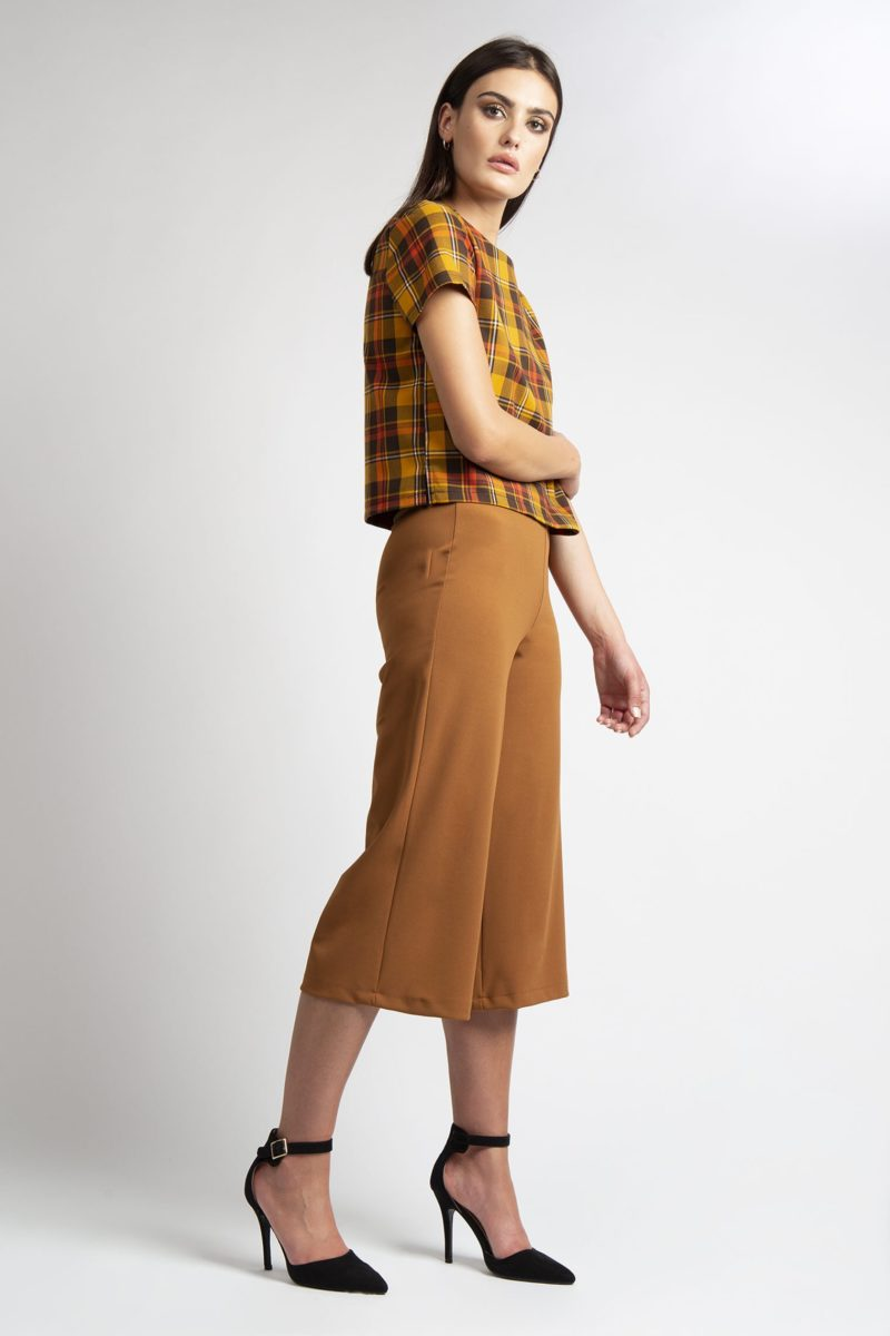 Pantalone ampio vita alta IMG_8365