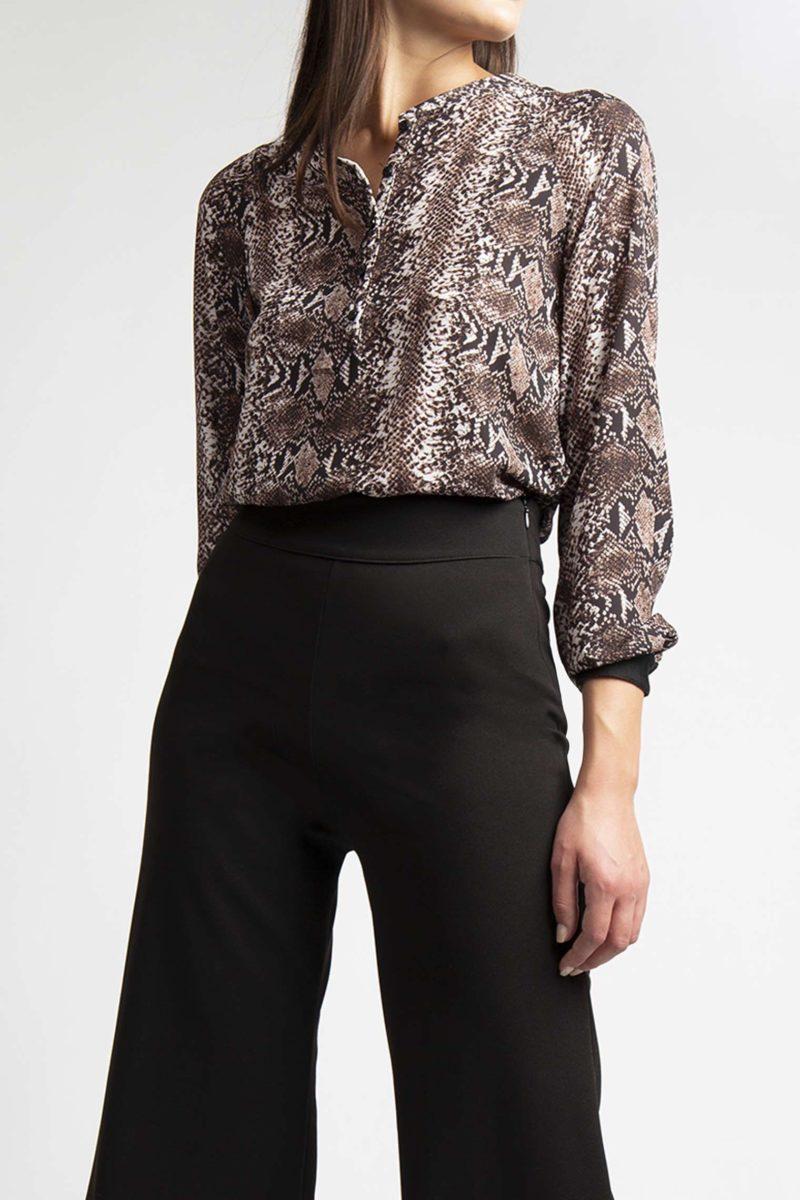Pantalone ampio vita alta IMG_8370