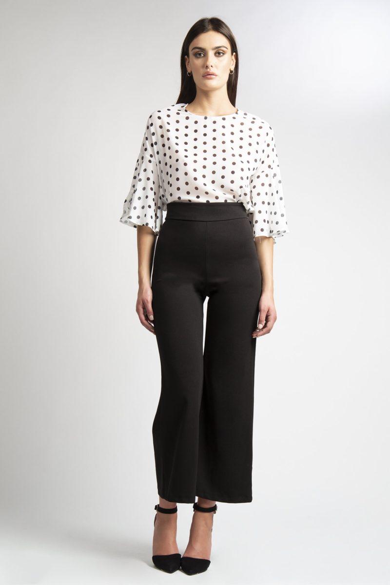 Pantalone, ampio, vita altaIMG_8351