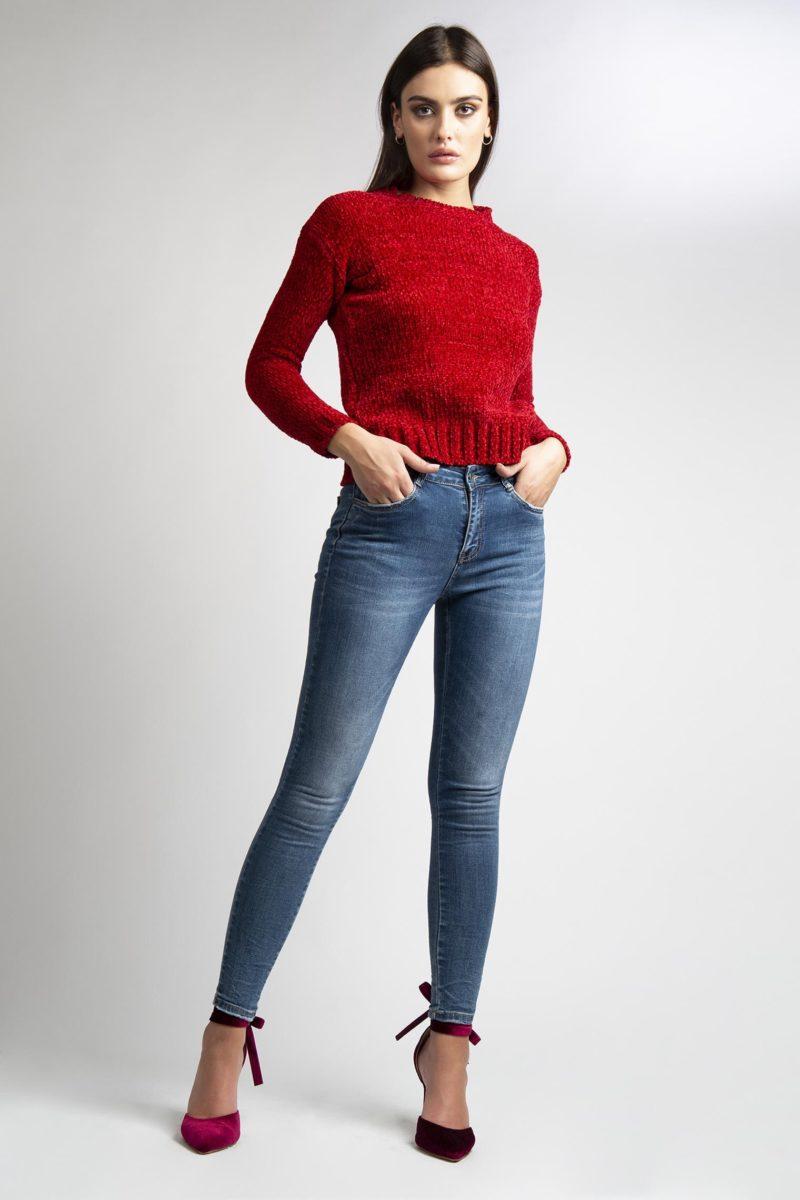 maglia, ciniglia